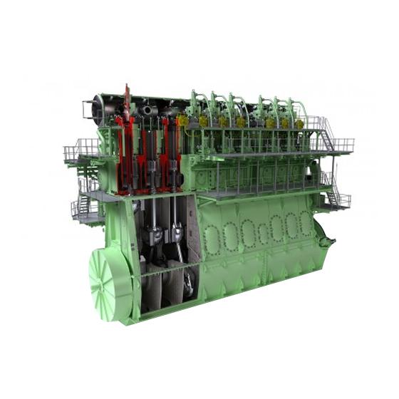 Lubricantes para motores marinos